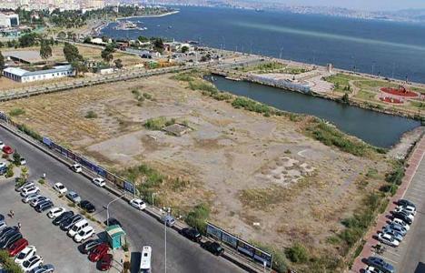 İzmir Mavişehir'de imar