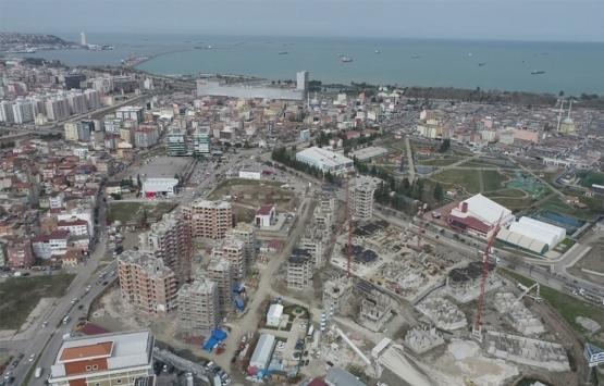 Samsun Canik kentsel dönüşüm projesinde son durum ne?