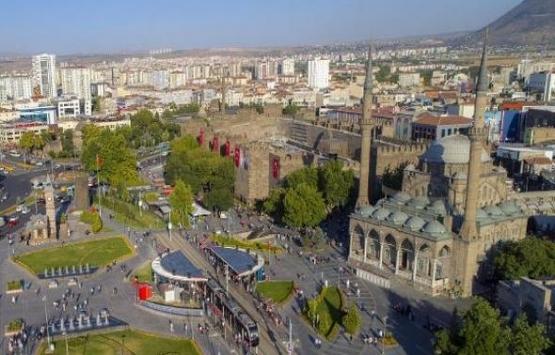 Kayseri'de 8.2 milyon