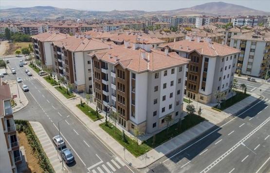 Elazığ deprem konutlarının inşaatı tam gaz!