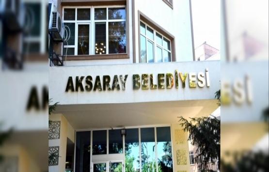 Aksaray Belediyesi'nden planlı
