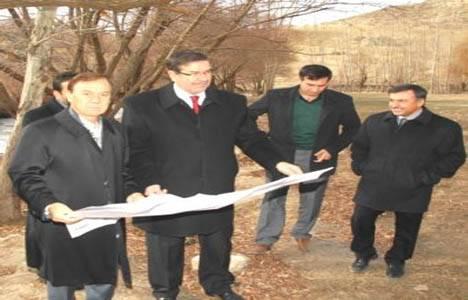 Afşin'de Akdere Projesi'nin yer teslimi yapıldı!