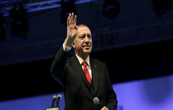 Cumhurbaşkanı Erdoğan: Yeşil