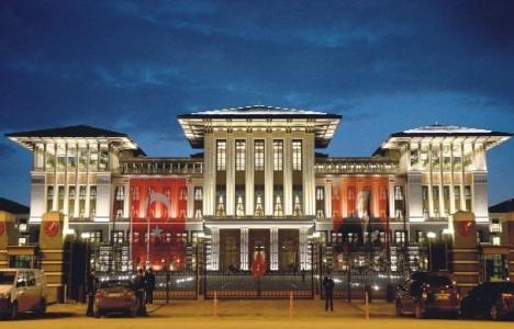 Yeni Cumhurbaşkanlığı Sarayı'nın mimarisinde Selçuklu izleri yer alıyor!