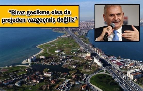 Kanal İstanbul'la ilgili