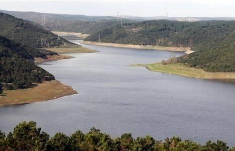 İstanbul baraj doluluk oranları 28 Kasım!