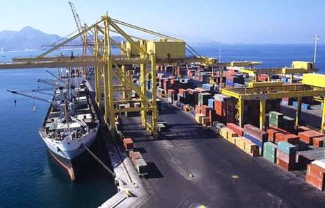 Aydın'da ihracat ilk 6 aylık dönemde yüzde 8,5 arttı!