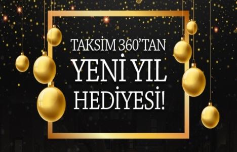 Taksim 360'tan yeni