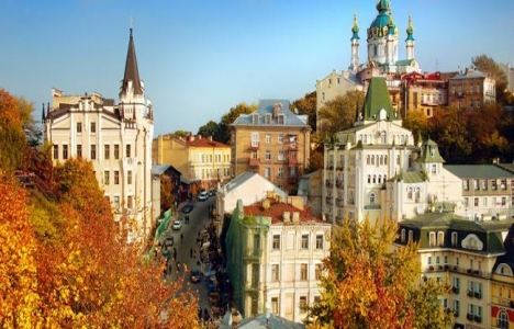 Ukrayna'daki Türk yatırımları 2.5 milyar dolara ulaştı!