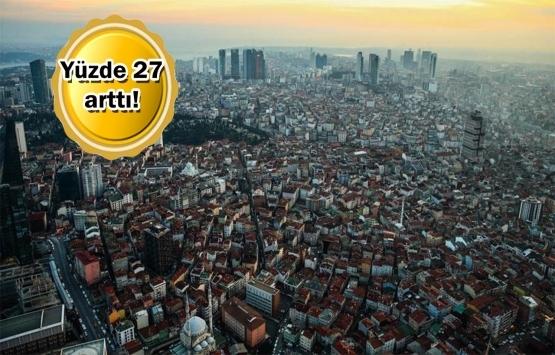 Türkiye konut fiyat artışında dünyada birinci sırada!