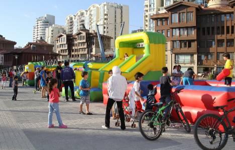 Bosphorus City'de ramazan