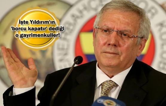 Fenerbahçe'nin gayrimenkulleri tüm borcu kapatabilir mi?
