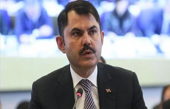 Murat Kurum: Bugüne kadar 2 bin 787 bölgeyi doğal sit alanı ilan ettik!