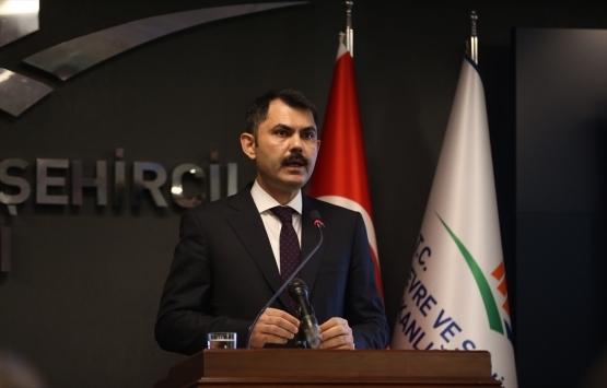 Murat Kurum: Kentsel dönüşümde 3 temel kriterimiz var!