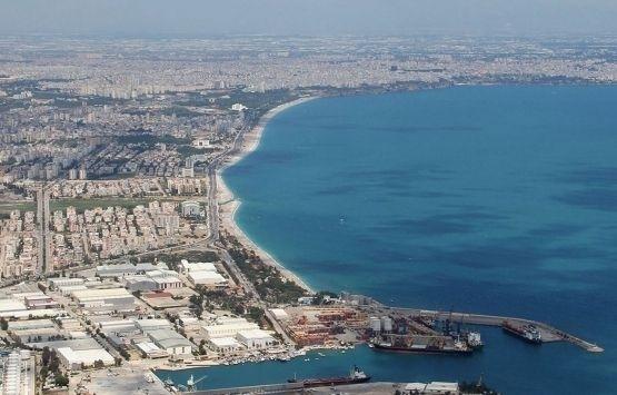 Antalya'da 6,5 milyon