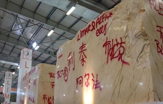 Çin'e 5 milyon ton Türk mermeri gönderildi!