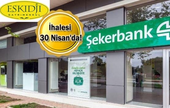 Şekerbank 54 ildeki 252 gayrimenkulünü satıyor!