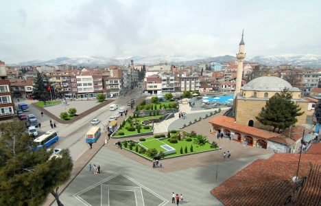 Amasya Merzifon'daki imar