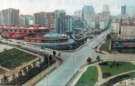 1998 yılında Ataşehir'e
