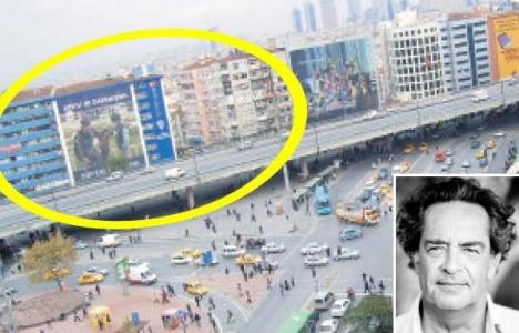 Ünlü Fransız Mimar Mecidiyeköy'deki arazisi için dava açtı!