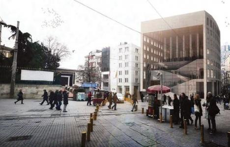 Beyoğlu Yapı Kredi Kültür Sanat binası 13 Eylül'de açılıyor!