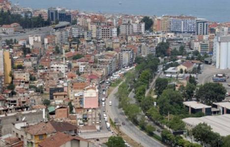 Trabzon Çömlekçi'de kentsel