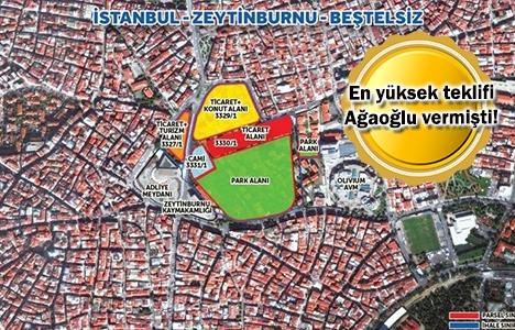 Emlak Konut Zeytinburnu Beştelsiz ihalesinin 2. oturumu 13 Haziran'da!