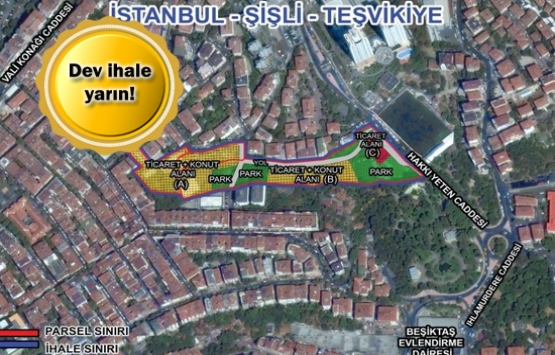 Marmara Üniversitesi Nişantaşı arazisi yarın satışta!