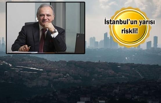 İstanbul'da 2 milyon konutun yenilenmesi gerekiyor!