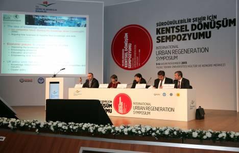 Esenler'de kentsel dönüşüm yapan inşaat firmasına belediyeden destek!