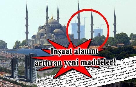 Zeytinburnu imar planına yükseklik ayarı askıya çıkarıldı!