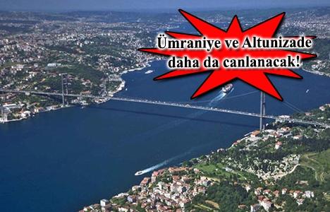 Ulaşım projeleri Anadolu