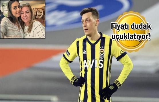 Mesut Özil kayınvalidesi Gülter Gülşe'ye Acarkent'ten ev aldı!