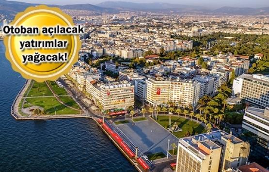İzmir'den konut alan
