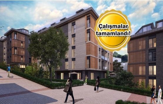Üsküdar Erguvan Evleri dönüşüm projesi ay sonunda teslim!