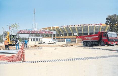 İzmir Atatürk Stadı'nın