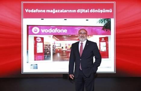 Vodafone Türkiye'den 200 milyon TL'nin üzerinde mağaza yatırımı!