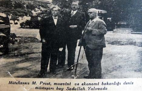 1946 yılında Bakırköy'ün