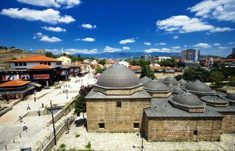 TİKA, Makedonya Kalkandelen'deki