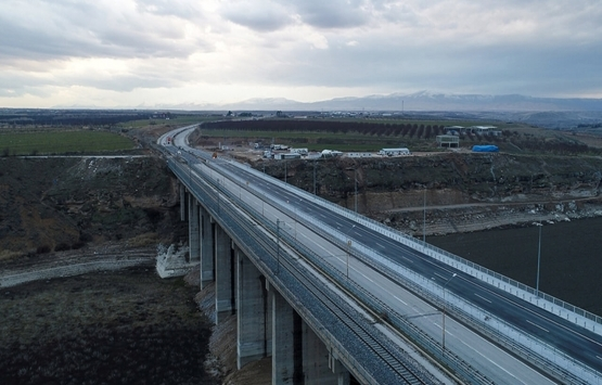 Malatya Tohma Köprüsü açıldı!
