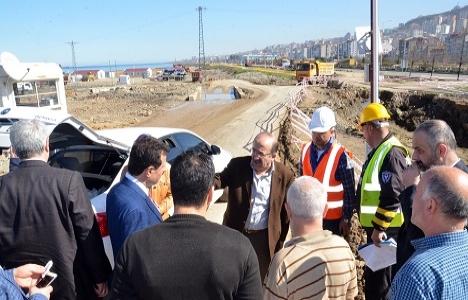 Trabzon Gülcemal projesinde
