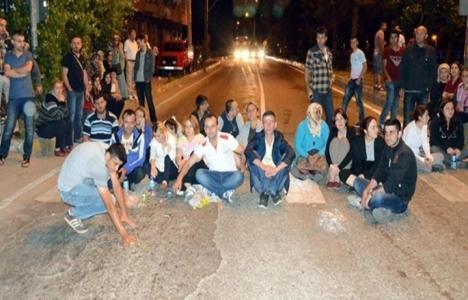 Zonguldak'ta heyelan nedeniyle