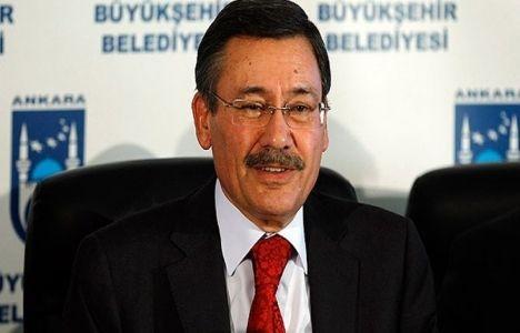 Melih Gökçek'ten Ankara