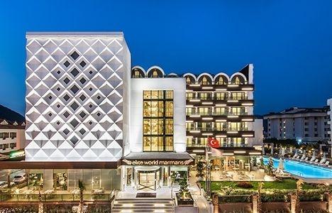 Elite World Otelleri EMITT Fuarı'nda yeni yatırımları ile yer alacak!