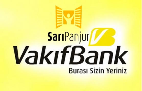 VakıfBank Sarı Panjur