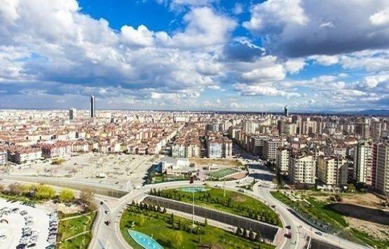 Konya'da 132 milyon