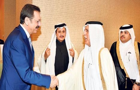 Katar'da 14 milyar dolarlık proje üstlenildi!