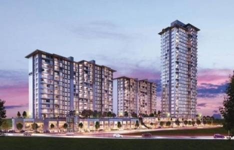 Nidapark Başakşehir Rezidans