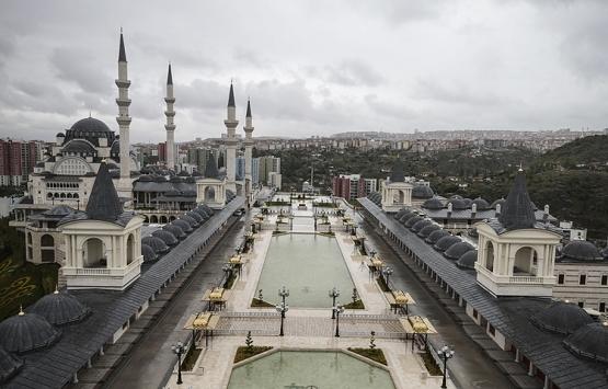Kuzey Ankara Merkez Camisi ve Külliyesi açıldı!