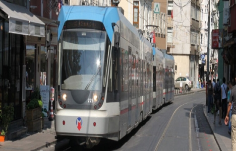 Siemens Türkiye'de tramvay